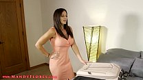Mom and Step Son Share a Bed HD Mandy Flores MILF Thumbnail