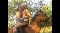 Anal On Horseback)