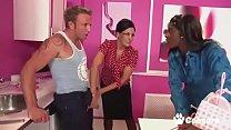 Lissa Love Shares Her Boytoys Cock With Jasmine...