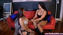 Milf Mindi Mink Is A Slave For Scarlet Stone BI...