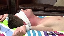 Tv sex gay porno men Jeremy Has His Cock Drained! Thumbnail