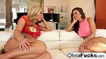 Oliva Austin Fucks Abigail