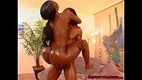 Download video bokep Curvy ebony babe with a big ass blows BBC befor... 3gp terbaru