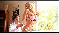 PureMature - Milfalicious Lisa DeMarco is fucke...