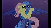 fluttershy and luna porn Thumbnail