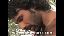 Best Male Videos - Hairy Arab men gets horny and fuck men (no. 14409) Thumbnail