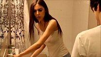 Brunette Teen Fucking Her Roommate Thumbnail