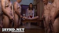 Ema Kisaki gives japan blowjob