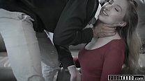 PURE TABOO Shy Teen's Seeks Stranger to Choke H...