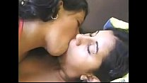 Deep Kissing Big Lip Indian Girls French Kiss -...