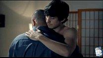Ben Bonenfant gay sex scene in Strapped 2010