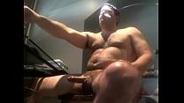 hot daddy jacking off Thumbnail