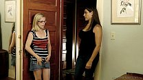 Penny Pax enjoys the woman's touch