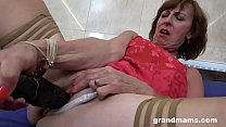 She Could be Your Grandmother Sucking on a Cock...