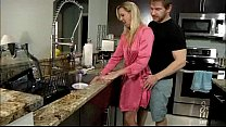 Aaliyah Taylor in Mom Cures My Heatbreak - Under Counter Blow (DVD) Thumbnail