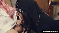 PORNFIDELITY Arab Girl Nadia Ali Punished by Wh... thumb