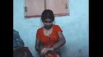 indian teen girl enjoying