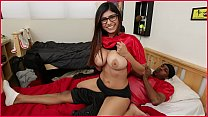 MIA KHALIFA - Sean Lawless Watches My Wrestle A...