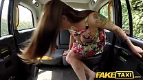 Fake Taxi Busty sexy redhead loves rough backse...