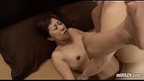 Mature Woman With Hairy Pussy Fingered And Fucked Hard By Young Guy Creampie On