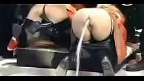 Cagando leche