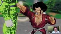 โดจินสี Dragon Ball Xenoverse  เกมเสียวที่เอากันมัน