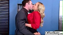 Hard Sex Tape In Office With Big Round Tits Sexy Girl (Olivia Austin) video-25 Thumbnail