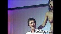 Download video bokep Horny stripper pleasuring a lucky guy 3gp terbaru