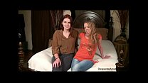 Casting desperate amateurs nervous first time m... Thumbnail