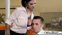 Big Tits Girl Love Exciting Hard Sex In Office ... Thumbnail
