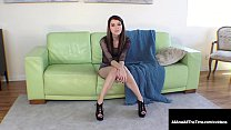 Butt Fucked Babe Misha Cross Gets A Warm Anal C...