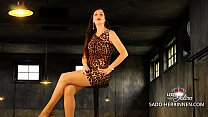 Screenshot Painful JOI for  submissive p slaves from Lady laves from Lady