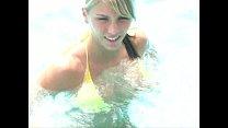 Denisa Brazdova/Gina/Danae - sweet beautiful blonde in pool