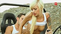 Emma Mae Get Wild In Toyota JEEP Thumbnail