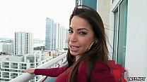 Big booty latina Julianna Vega porn image