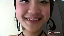 Baby faced Thai teen is easy pussy for the expe...