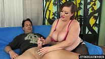 BBW Bunny De La Cruz Uses Her Big Tits and Fat ...