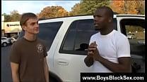 Gay Black Dudes Hardcore Fucking clip03