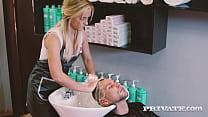 TelexPorn.com - Private Presents-XXX Hair Salon...