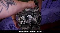 DadCrush - Sergeant Stepdad Fucks Hot Stepdaughter