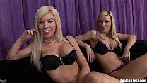 Anal Lick Fest -Helena Sweet And Kenzie Marie Thumbnail