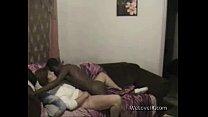Interracial home sex video Thumbnail