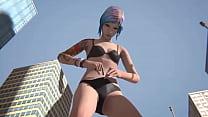 Giantess Chloe Thumbnail