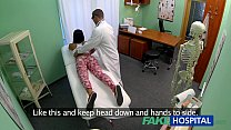 FakeHospital Young teen girl not on birth contr...