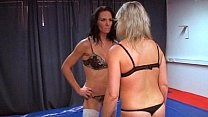 MILF's in a rough catfight Thumbnail