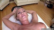 Nicole Aniston gets a Proper Massage