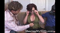 Naughty Wife With Submissive Hubby Thumbnail
