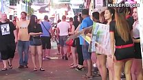 Pattaya Beach Road - Best Place for Thai Hookers!