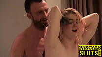 Wild student Carly Rae enjoys getting fucked by... Thumbnail