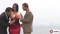 Carmella Bing Anal Group Public Sex Before Home HD Thumbnail